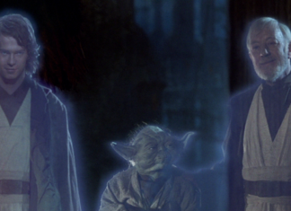 modifica scena finale di star wars episodio VI anakin