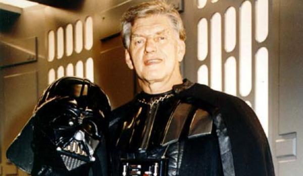 david prowse tra gli attori a fare darth vader in star wars