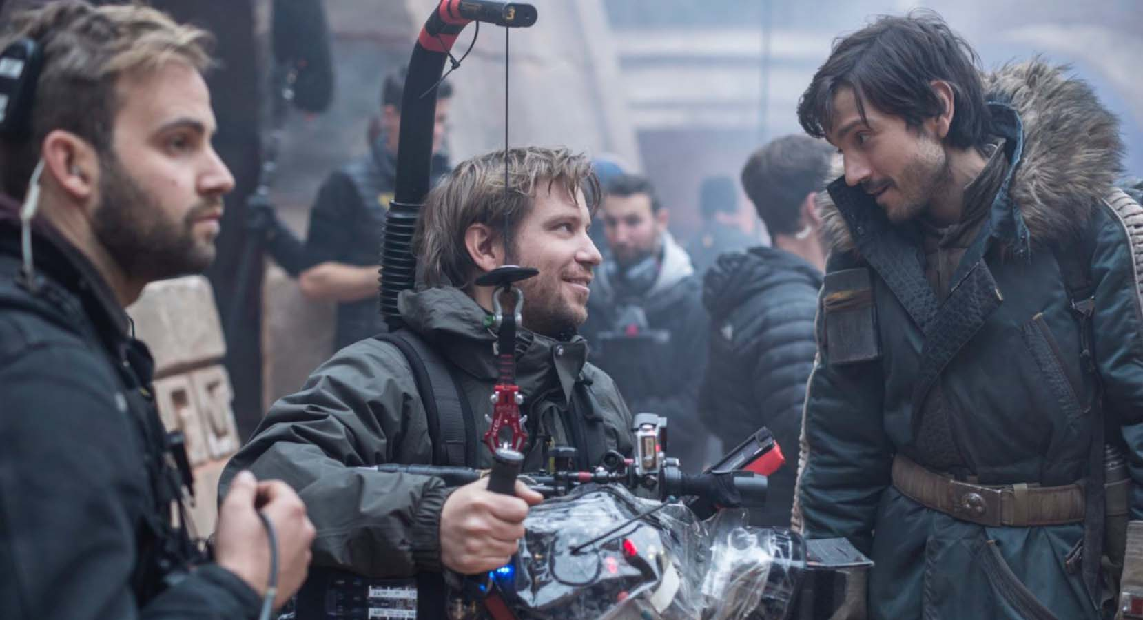 cameo rogue one gareth edwards regia comparsa ribelli