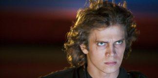 Hayden Christensen tra gli attori interpretano darth vader anakin skywalker in star wars