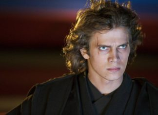 Hayden Christensen tra gli attori interpretano darth vader anakin skywalker in star wars