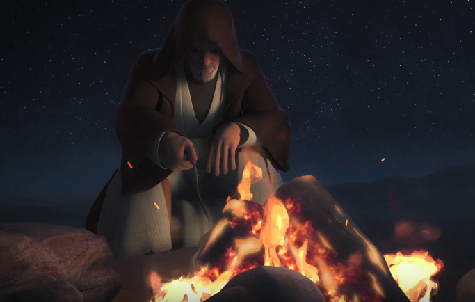 trailer terza stagione di Rebels star wars obi-wan kenobi