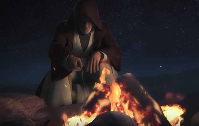 trailer terza stagione di Rebels star wars obi-wan kenobi