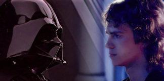 star wars anakin skywalker darth vader
