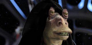 la teoria di jar jar signore dei sith in star wars