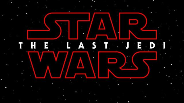 the last jedi titolo episodio VIII star wars