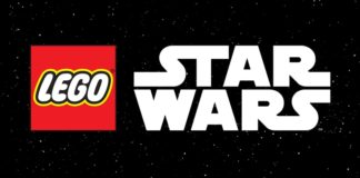 logo LEGO star wars set videogiochi serie film