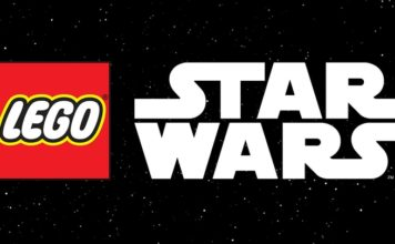 logo LEGO star wars set videogiochi serie film