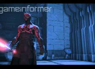 gioco cancellato darth maul star wars