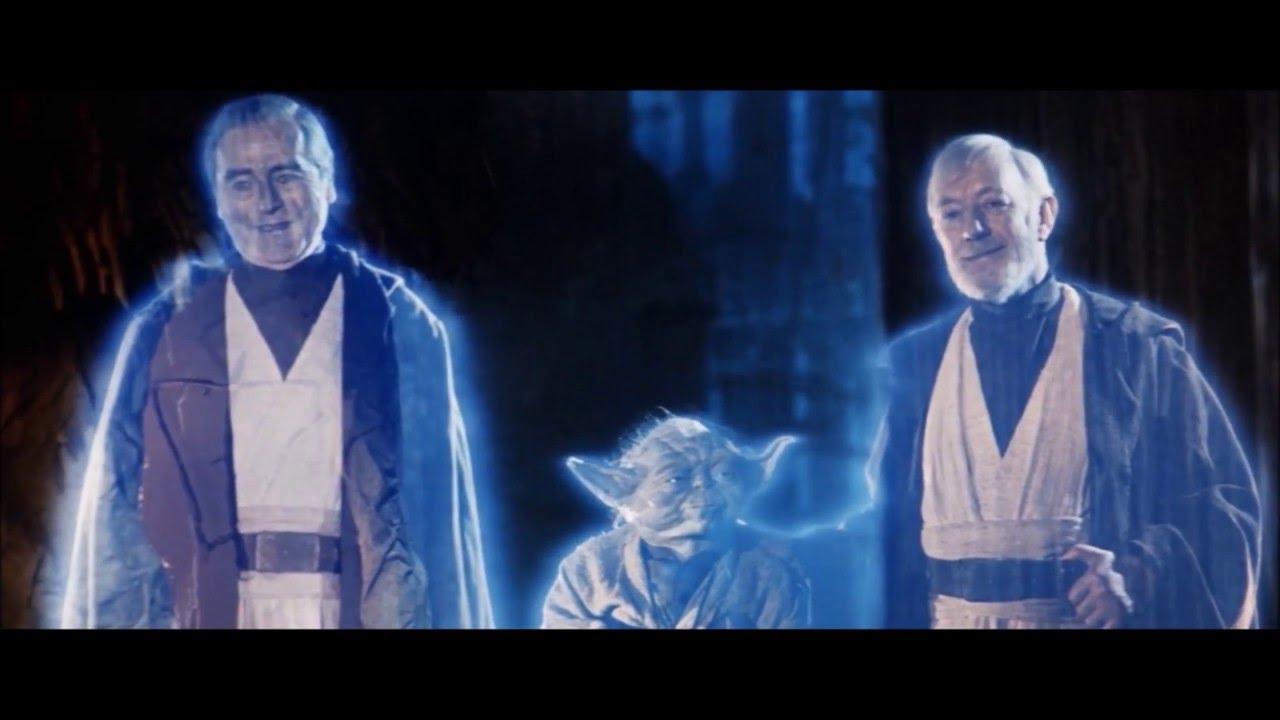 scena originale prima della modifica di episodio VI star wars