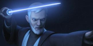 Mcdiarmid terza stagione di rebels star wars obi wan kenobi
