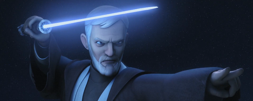 terza stagione di rebels star wars obi wan kenobi