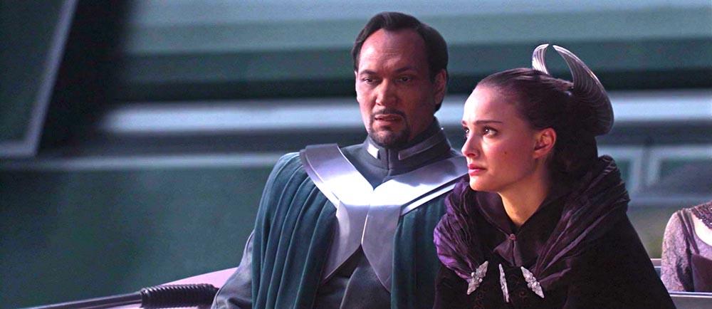 senato galattico star wars episodio iii discorso palpatine