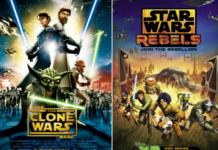 serie animata e il nuovo canone di star wars serie animate