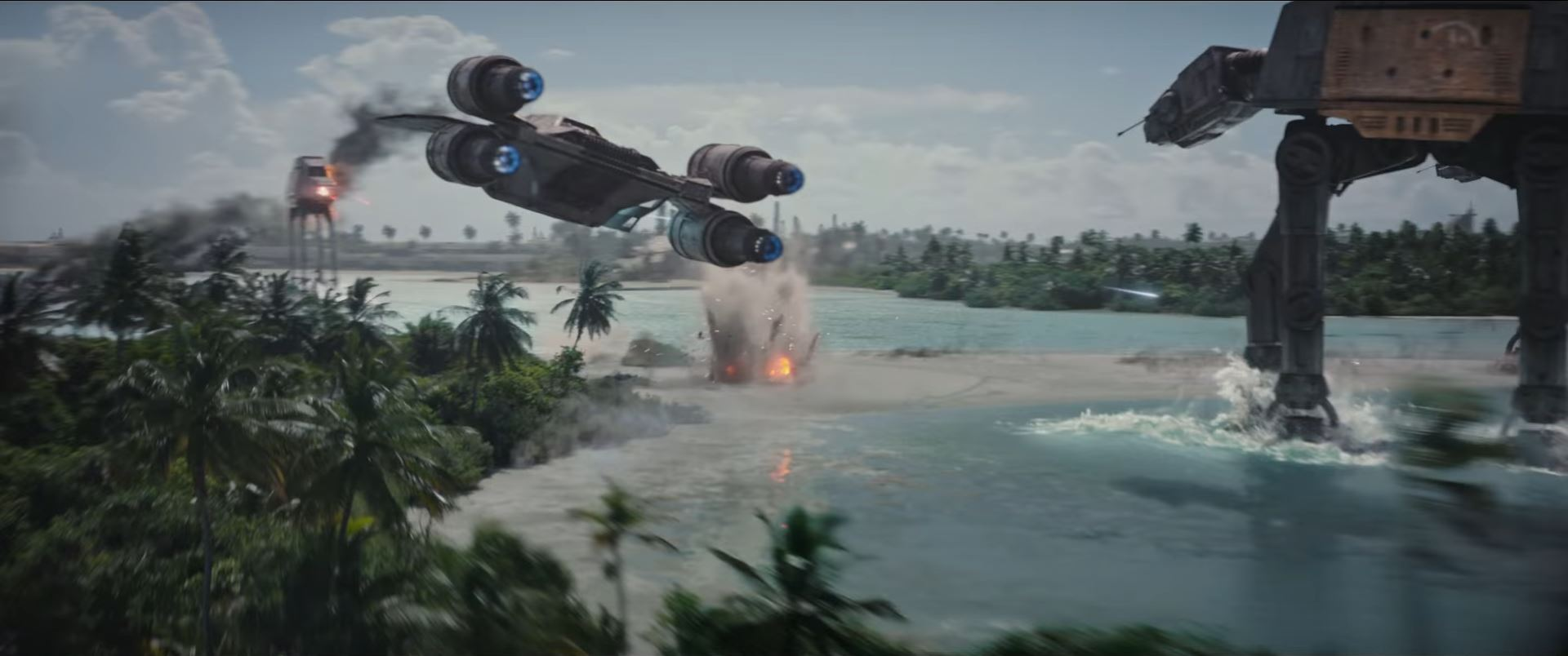 rogue one scarif motivi film guerra star wars