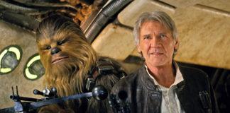 il risveglio della forza moda rifiuto david fincher star wars han solo violenza di chewbacca scena tagliata in star wars episodio VII