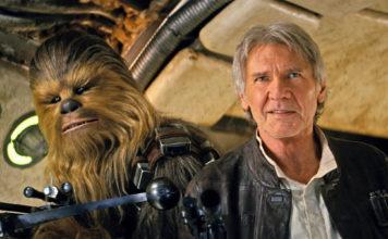 han solo il risveglio della forza moda rifiuto david fincher star wars han solo violenza di chewbacca scena tagliata in star wars episodio VII