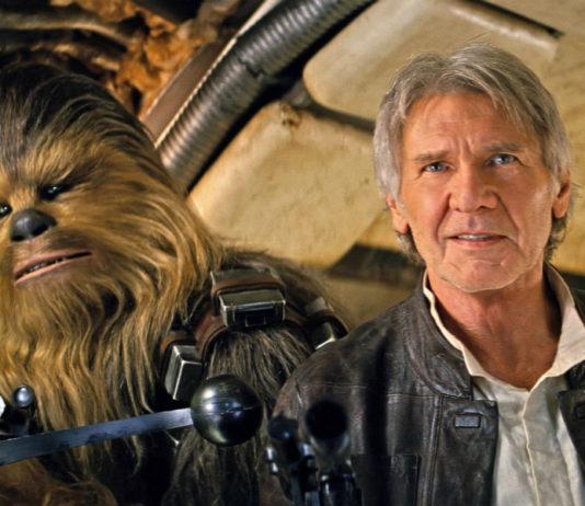 moda rifiuto david fincher star wars han solo violenza di chewbacca scena tagliata in star wars episodio VII