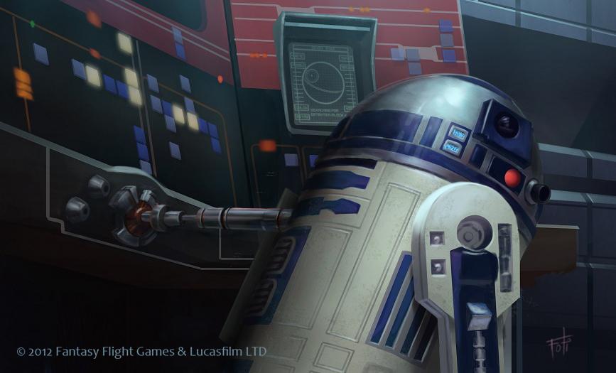 droide astrodroide r2-d2 star wars