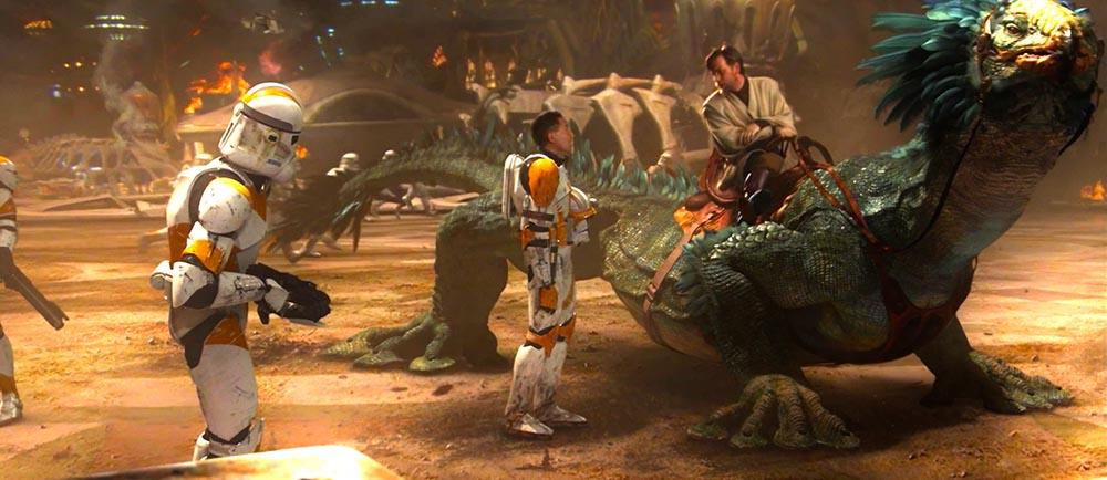 star wars episodio iii cloni obi wan kenobi