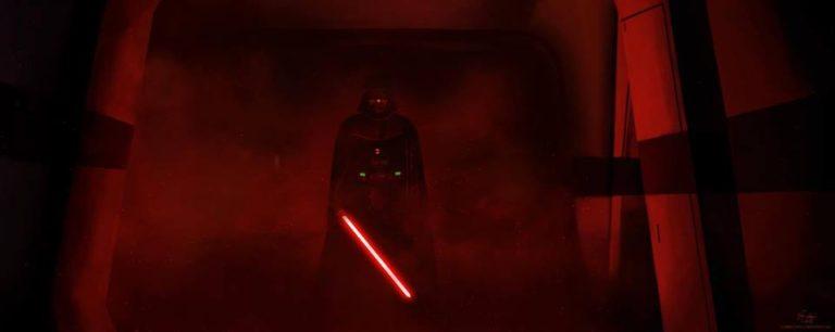 Rogue One: ecco una scena tagliata con Vader e Tarkin! (Foto)