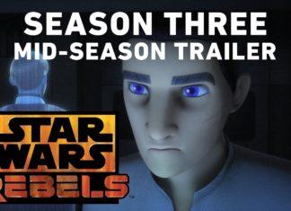 il trailer del mid season di star wars rebels