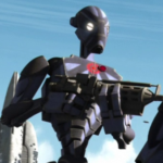 star wars battle droid commando esercito separatista