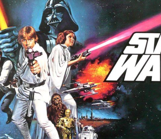 Star wars episodio iv versione non alterata locandina