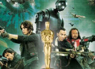 rogue one star wars non vince l'Oscar