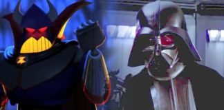 Zurg darth vader star wars toy story