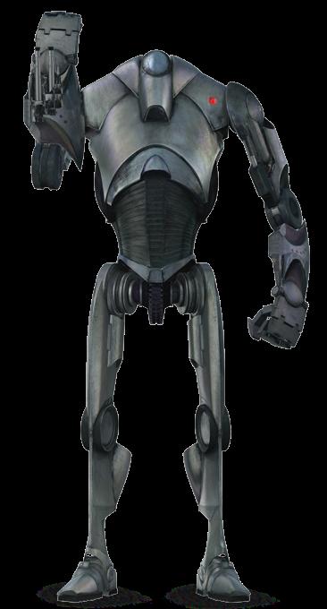 droide battaglia b2 superdroide esercito separatista