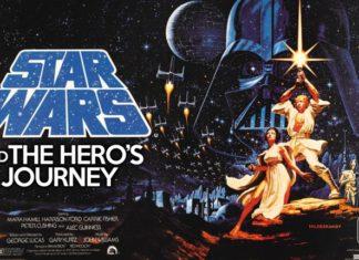 viaggio dell'eroe in star wars