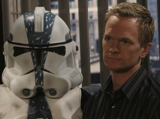 neil patrick harris celebrità fan di star wars