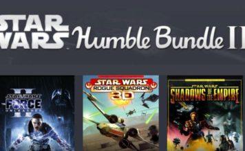 star wars videogiochi beneficenza humble bundle