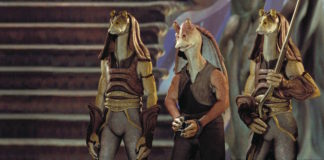 star wars episodio i la minaccia fantasma jar jar binks