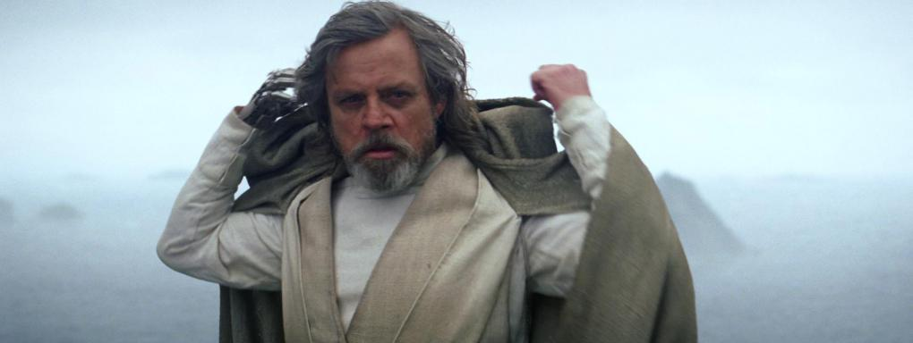 ultimi jedi incidenti di mark hamill sul set di star wars