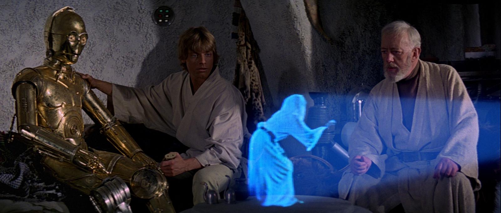 eroe in star wars presto realtà tramite la scienza
