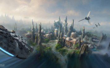 concept dei parchi star wars land