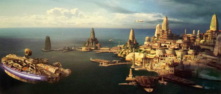 rivelate scene del trailer di the last jedi star wars