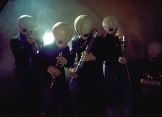 cantina band intervista su star wars 1977 a george lucas