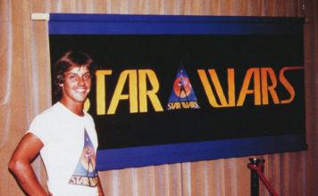 il vecchio logo di star wars evoluzioni