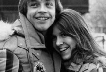 lettera di mark hamill a carrie fisher