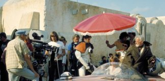 riprese di star wars in Tunisia