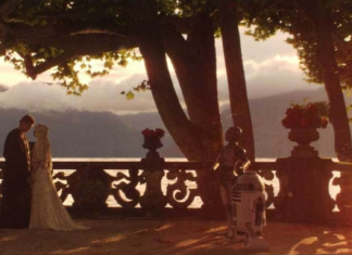 location di star wars in italia
