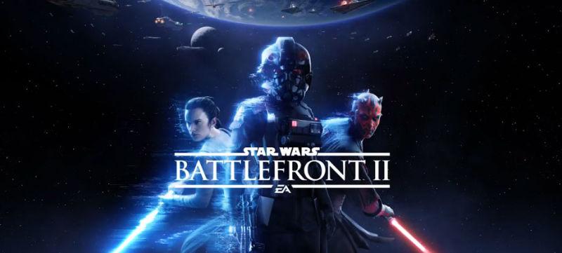 ea combattimenti e beta personaggi gameplay battlefront II E3 trailer star wars recensione