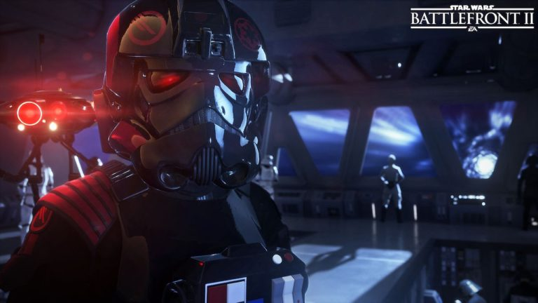 Il gameplay della storia di Battlefront 2