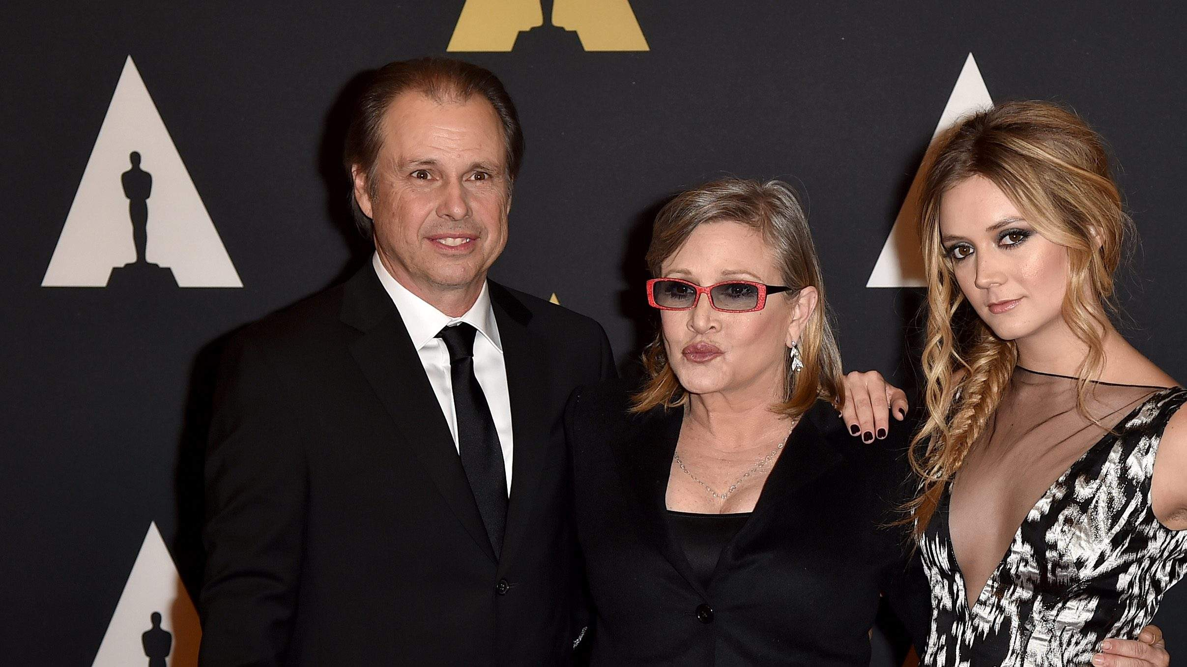 carrie fisher ritorno in episodio IX star wars