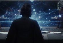 episodio viii fuga resistenza generale leia organa trailer star wars the last jedi