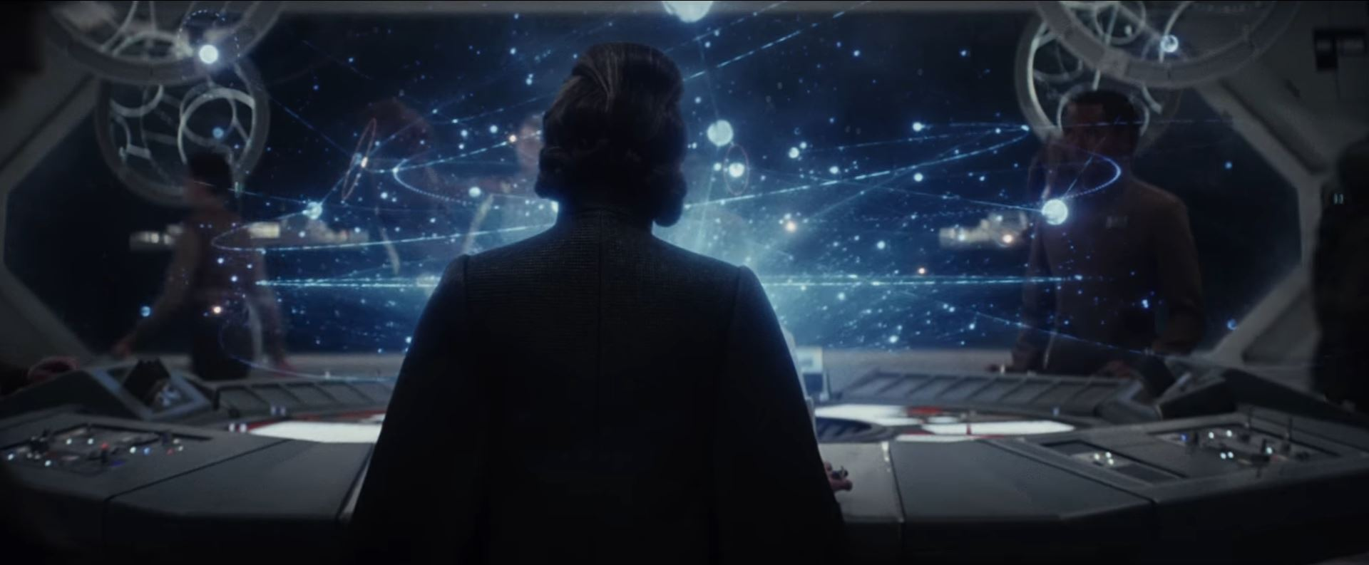 episodio viii generale leia organa trailer star wars