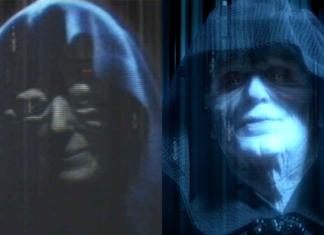 scena originale imperatore star wars ne l'impero colpisce ancora